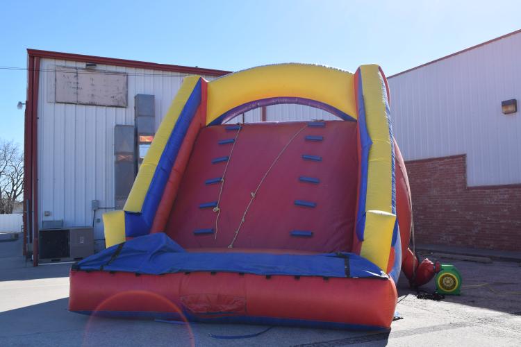 13' Climb & Slide