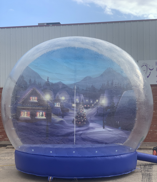 Snow Globe (Prop Only)