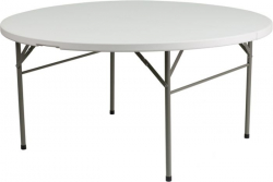 Table 60 Round